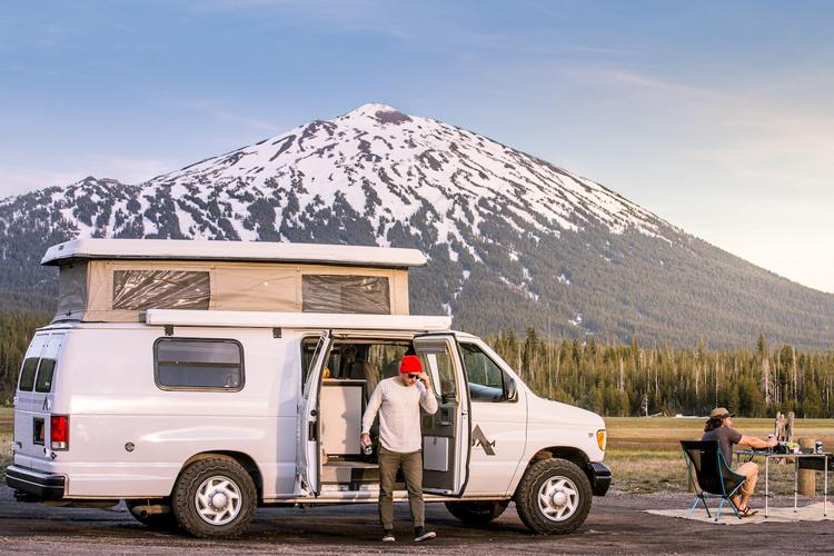 Campervan for Rental