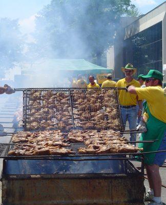 Best North American BBQ Festivals