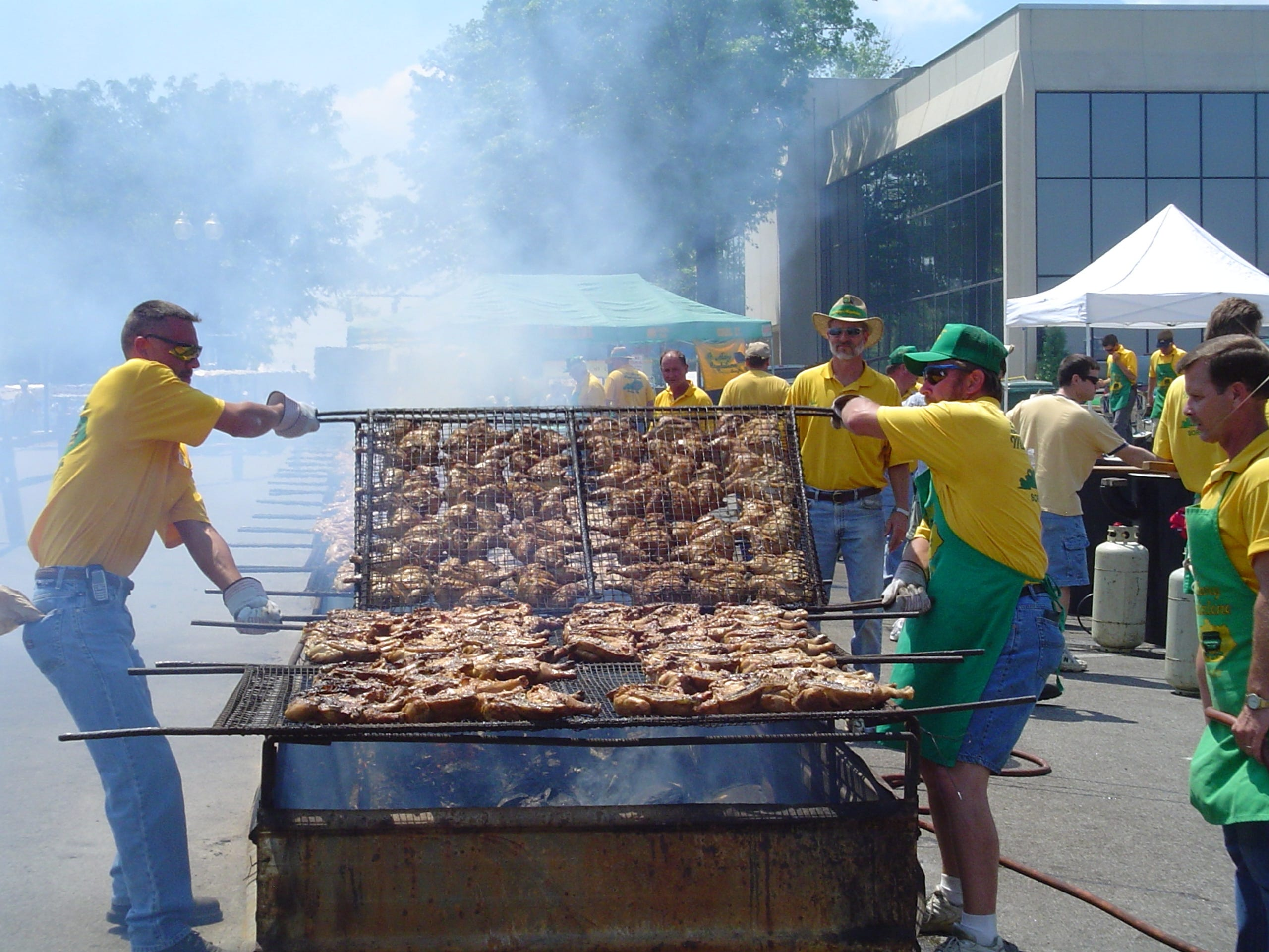 Best North American BBQ Festivals